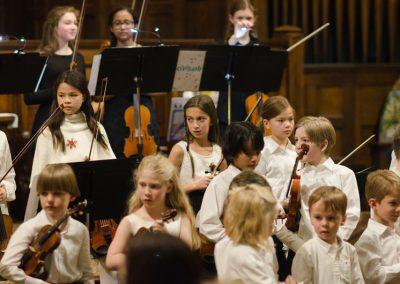 2016 December Recital-Oak Park String Academy