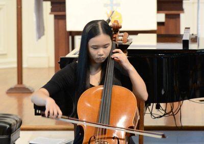 May 2017 recital- Oak Park String Academy