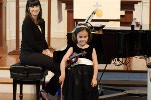 Solo Recital Rehearsal @ Oak Park String Academy | Oak Park | Illinois | United States
