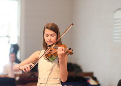 Violinists-Oak Park String Academy
