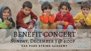 Benefit Concert for Heartland Alliance @ Pilgrim Congregational Church