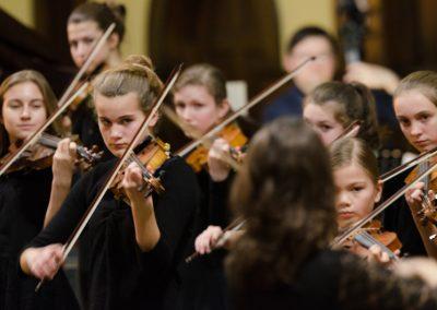 Oak Park String Academy Benefit Concert Heartland Alliance