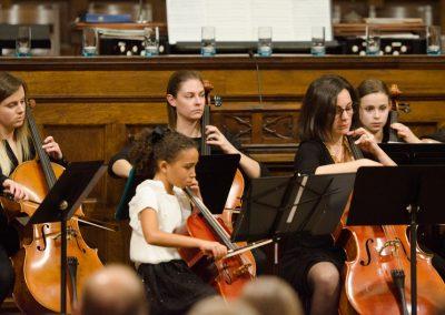 Heartland Alliance Benefit Concert Oak Park String Academy
