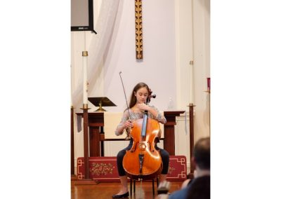 Oak Park String Academy April Solo recital