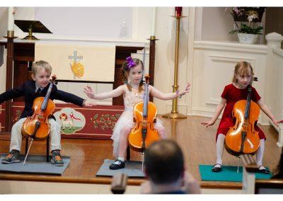 Oak Park String Academy Recitals