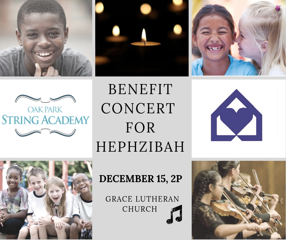 oak park string academy hephzibah benefit grace lutheran river forest