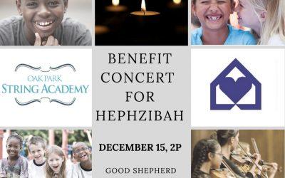 Oak Park String Academy with Hephzibah